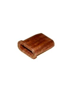 Το ξύλινο Στόμιο για το  AirVape X και μοιάζει κούλ και κρατάει αγνό τον ατμό σας