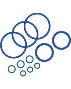 Το Σετ Δαχτυλίδια Σφράγισης περιλαμβάνει 11 δαχτυλίδια σφράγισης διαφόρων μεγεθών για τον vaporizer Crafty