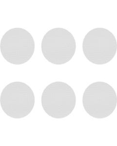 Το Σετ Κανονικές Σίτες περιλαμβάνει 6 σίτες που ταιριάζουν στον vaporizer Plenty και τους Volcano με Easy Valve