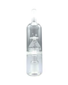 Το Bubbler από Οψιδιανό Γυαλί κάνει τον ατμό απαλό στην εισπνοή και μειώνει την θερμοκρασία ενώ αυξάνει την υγρασία