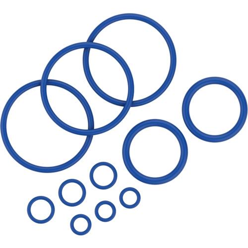 Το Σετ Δαχτυλίδια Σφράγισης περιλαμβάνει 11 δαχτυλίδια σφράγισης διαφόρων μεγεθών για τον ατμοποιητή Crafty