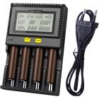 Ο DaVinci Φορτιστής Μπαταρίας μπορεί να φορτίσει δύο μπαταρίες ταυτόχρονα.