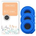 Βεβαιωθείτε πως ο ατμός σας είναι πάντα καθαρός με αυτές τις ανταλλακτικές Σίτες για τον vaporizer Smono 3